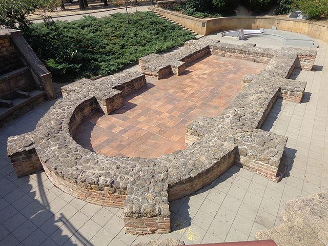 Cella Septichora - Pécsi ókeresztény sírkamrák